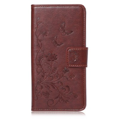 PU Leather Flip-open Full Body Protective Case for iPhone 7
