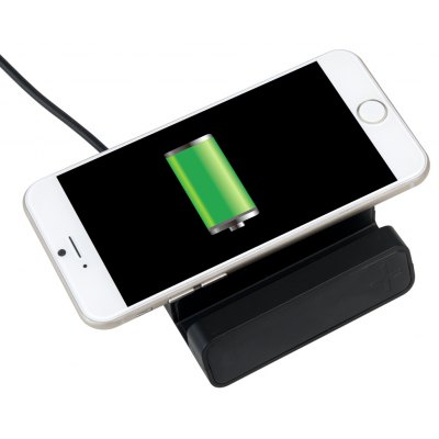 Qi Wireless Charger Transmitter Power Adapter Dock