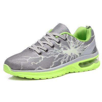 Men Fluorescent Running Shoes