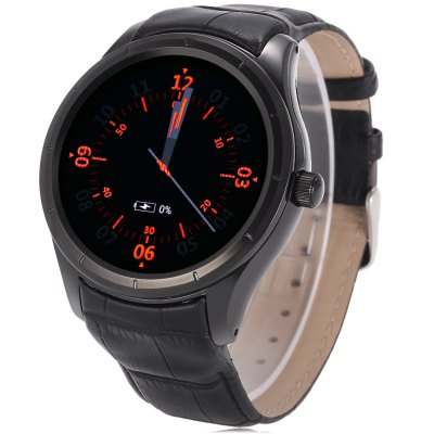Finow Q3 1.39 inch Android 4.4 3G Smartwatch Phone