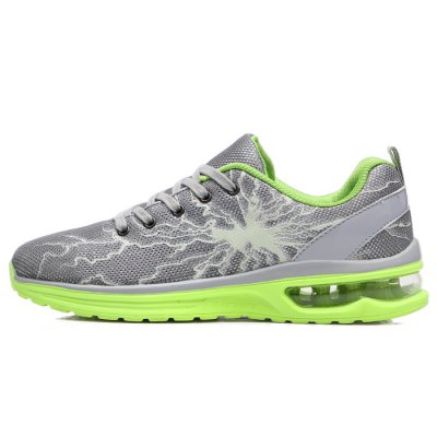 Men Fluorescent Running ShoesAthletic Shoes<br>Men Fluorescent Running Shoes<br><br>Available Size: 42, 43, 44, 45, 46<br>Closure Type: Lace-Up<br>Color: Black,Deep Blue,Gray<br>Features: Sweat-absorbing, Shock-absorbing, Light weight, Durable, Breathable, Anti-slip<br>Gender: Men<br>Highlights: Sweat Absorbing, Soft, Breathable<br>Package Contents: 1 x Pair of Men Running Shoes<br>Package size: 30.00 x 22.00 x 13.00 cm / 11.81 x 8.66 x 5.12 inches<br>Package weight: 0.765 kg<br>Product weight: 0.560 kg<br>Season: Summer, Spring, Autumn<br>Type: Running Shoes