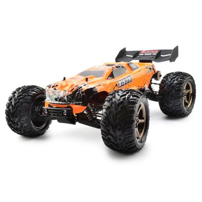 VKAR RACING BISON V2 Brushless RC Truck- RTRRC Cars<br>VKAR RACING BISON V2 Brushless RC Truck- RTR<br><br>Brand: VKAR RACING<br>Car Power: 1 x Lithium Battery (included)<br>Channel: 2-Channels<br>Detailed Control Distance: About 200m<br>Drive Type: 4 WD<br>Features: Radio Control<br>Material: Alloy, Plastic, Rubber<br>Motor Type: Brushless Motor<br>Package Contents: 1 x RC Truck ( Battery Included ), 1 x Transmitter, 1 x Charger, 1 x English Manual<br>Package size (L x W x H): 67.00 x 39.50 x 21.50 cm / 26.38 x 15.55 x 8.46 inches<br>Package weight: 5.7000 kg<br>Product size (L x W x H): 53.20 x 38.00 x 19.00 cm / 20.94 x 14.96 x 7.48 inches<br>Product weight: 3.7600 kg<br>Proportion: 1:10<br>Racing Time: 20mins<br>Remote Control: 2.4GHz Wireless Remote Control<br>Transmitter Power: 4 x 1.5V AA (not included)<br>Type: Monster Truck