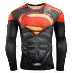 Long Sleeve Tattoo T Shirts - RED
