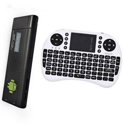 Ourspop MK9B RK3188 Android 4.2.2 2GB RAM 8GB ROM TV Box/Mini PC + i8 Air Mouse (EU Plug)