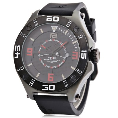 WEIDE 1502 Casual Men Quartz Watch