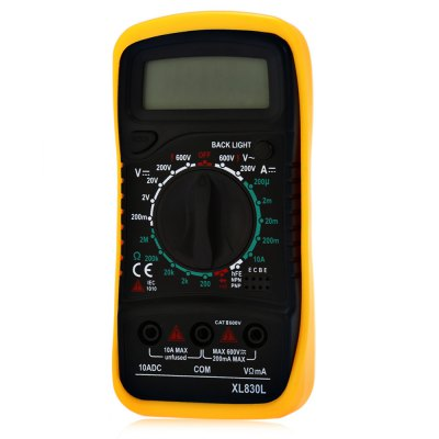 XL8301 1.75 inch LCD Handheld Digital Multimeter