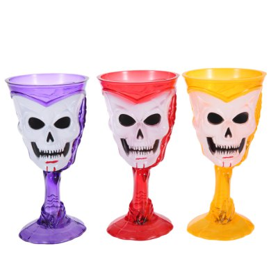 Creative Festival Skull LED Cup Halloween Gift