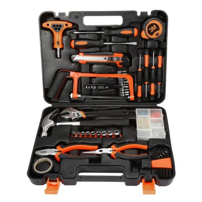 ELECALL ET - DZ82 Professional Household Tool Repairing Kit