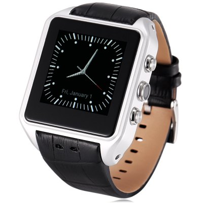 TenFifteen X01 Plus 1.54 inch Android 5.1 3G Smartwatch Phone