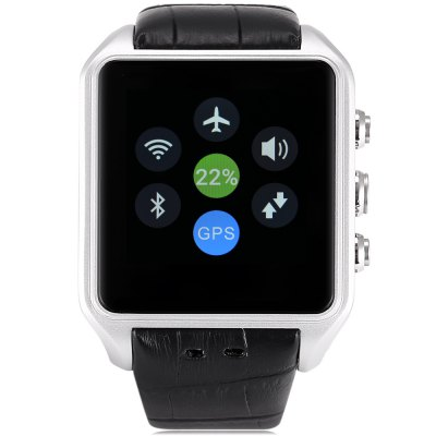 TenFifteen X01 Plus 3G SmartwatchSmart Watch Phone<br>TenFifteen X01 Plus 3G Smartwatch<br><br>Brand: TenFifteen<br>Type: Watch Phone<br>OS: Android 5.1<br>CPU: MTK6572<br>Cores: 1GHz,Dual Core<br>RAM: 1G<br>ROM: 8GB<br>External Memory: TF card up to 32GB (not included)<br>Wireless Connectivity: 3G,Bluetooth 4.0,GPS,GSM,WiFi<br>WIFI: 802.11b/g/n wireless internet<br>Network type: GSM+WCDMA<br>Frequency: GSM 850/900/1800/1900MHz WCDMA 850/2100MHz<br>Support 3G : Yes<br>GPS: Yes<br>Bluetooth: Yes<br>Bluetooth Version: V4.0<br>Screen type: Capacitive<br>Screen size: 1.54 inch<br>Screen resolution: 320 x 320<br>Camera type: Single camera<br>Front camera: 2.0MP<br>SIM Card Slot: Single SIM(Micro SIM slot)<br>TF card slot: Yes<br>Speaker: Supported<br>Picture format: JPEG,PNG<br>Music format: AAC,MP3,OGG<br>Video format: MP4<br>Languages: English, French, German, Italian, Portuguese, Spanish, Arabic, Hebrew, Turkish, Greek, Russian<br>Additional Features: 2G,3G,Alarm,Bluetooth,Calendar,GPS,MP3,MP4,Notification,People,Sound Recorder,Waterproof,Wi-Fi<br>Functions: Heart rate measurement,Pedometer<br>Cell Phone: 1<br>SIM Needle: 1<br>Battery: 600mAh Built-in<br>Screwdriver: 1<br>English Manual : 1<br>Product size: 5.70 x 4.60 x 1.40 cm / 2.24 x 1.81 x 0.55 inches<br>Package size: 10.00 x 10.00 x 9.80 cm / 3.94 x 3.94 x 3.86 inches<br>Product weight: 0.066 kg<br>Package weight: 0.277 kg
