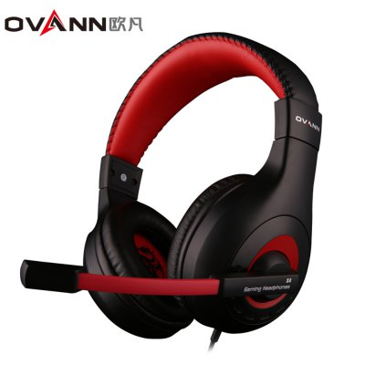 OVANN X4 Professional Gaming Headsets with Mic