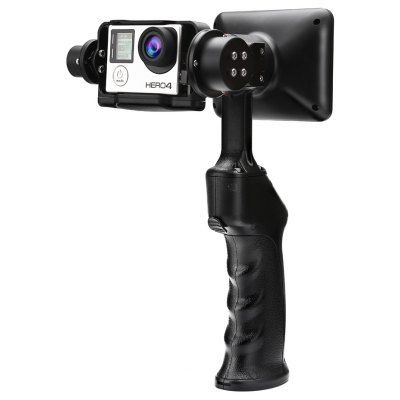 Gearbest Wenpod GP1+ Handheld Stabilizer for GoPro 3 / 3+ / 4