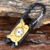 TRUEUTILITY Outdoor Pocket Tool Stainless Steel Keychain deal