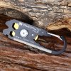 best TRUEUTILITY Outdoor Pocket Tool Stainless Steel Keychain