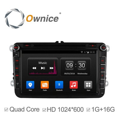 Ownice OL - 8992T Car DVD Player