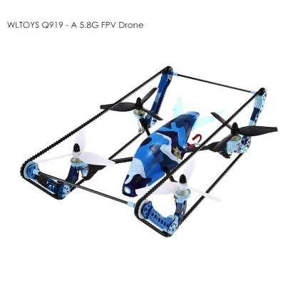 WLTOYS Q919 - A Land Sky 2 in 1 Tank Model