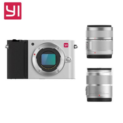 Original YI M1 WiFi 4K Digital Micro Single Camera