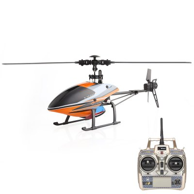WLTOYS V950 2.4G 6CH HelicopterRC Helicopters<br>WLTOYS V950 2.4G 6CH Helicopter<br><br>Age: Above 14 years old<br>Brand: WLtoys<br>Built-in Gyro: Yes<br>Channel: 6-Channels<br>Detailed Control Distance: 100-200m<br>Features: Radio Control<br>Flying Time: 13-15mins<br>Functions: Sideward flight, Turn left/right, Hover, With light, Forward/backward, 3D Inverted Flight, Up/down<br>Material: Electronic Components, Alloy<br>Night Flight: Yes<br>Package Contents: 1 x Helicopter, 1 x Transmitter, 1 x Charger, 1 x Balance Charger, 1 x 11.1V 1500mAh Battery, 2 x Propeller, 1 x Tail Blade, 1 x Screwdriver, 1 x Accessory Set, 1 x English User Manual<br>Package size (L x W x H): 54.00 x 26.60 x 14.80 cm / 21.26 x 10.47 x 5.83 inches<br>Package weight: 1.9500 kg<br>Product size (L x W x H): 46.00 x 45.00 x 17.00 cm / 18.11 x 17.72 x 6.69 inches<br>Product weight: 0.4020 kg<br>Remote Control: 2.4GHz Wireless Remote Control<br>Transmitter Power: 4 x 1.5V AA battery<br>Type: RC Helicopters