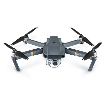 DJI Mavic Pro Mini RC Quadcopter - MAVIC PRO ONLY GRAY
