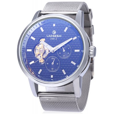 Laogeshi 398 - 2 Business Men Automatic Mechanical Watch