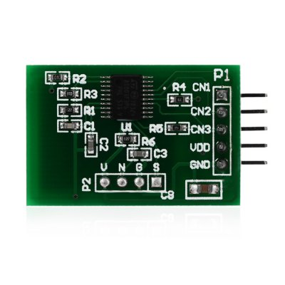 LDTR - A0007 LED Capacitive Touch Key Self-locking Switch Module