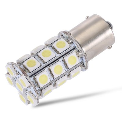 1156 27 SMD 5050 LED Car Lamp 12V 13W 6000K 220LM