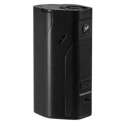 Original WISMEC Reuleaux RX2 / 3 150W / 200W TC Box ModTemperature Control Mods<br>Original WISMEC Reuleaux RX2 / 3 150W / 200W TC Box Mod<br><br>510 Connector Type: Spring Loaded<br>Accessories type: MOD<br>APV Mod Wattage: 200w<br>APV Mod Wattage Range: 151-200W<br>Atomizer Connector Diameter: 40mm<br>Battery Cover Type: Button<br>Battery Form Factor: 18650<br>Battery Quantity: 2 / 3pcs ( not included )<br>Brand: Wismec<br>Charge way: AC charger with USB<br>Material: Zinc Alloy<br>Mod: Temperature Control Mod,VW Mod<br>Model: Reuleaux RX2 / 3<br>Package Contents: 1 x Wismec Reuleaux RX2 / 3 ( no Cells ), 1 x Back Cover ( for 2 Cells ), 1 x USB Cable, 1 x English User Manual<br>Package size (L x W x H): 13.00 x 8.80 x 6.00 cm / 5.12 x 3.46 x 2.36 inches<br>Package weight: 0.410 kg<br>Product size (L x W x H): 5.00 x 4.00 x 8.80 cm / 1.97 x 1.57 x 3.46 inches<br>Product weight: 0.184 kg<br>Temperature Control Range: 100 - 315 Deg.C / 200 - 600 Deg.F<br>Type: Electronic Cigarettes Accessories