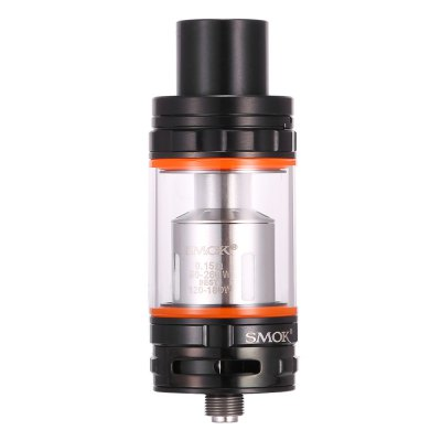 Original Smok TFV8 Cloud Beast Tank AtomizerRebuildable Atomizers<br>Original Smok TFV8 Cloud Beast Tank Atomizer<br><br>Available Color: Black,Silver<br>Available Heater Core: Normal Coil<br>Brand: SMOK<br>Material: Glass, Stainless Steel<br>Model: TFV8 Cloud Beast Tank<br>Package Contents: 1 x Smok TFV8 Cloud Beast Tank Atomizer ( Pre-installed 0.15 ohm V8-T8 Octuple Coil Head ), 1 x V8-Q4 Quadruple Coil Head ( 0.15 ohm ), 1 x V8 Exclusive Turbo RBA Head, 1 x Replacement Glass Tank, 1 x<br>Package size (L x W x H): 11.80 x 6.20 x 6.20 cm / 4.65 x 2.44 x 2.44 inches<br>Package weight: 0.250 kg<br>Product size (L x W x H): 2.45 x 2.45 x 7.00 cm / 0.96 x 0.96 x 2.76 inches<br>Product weight: 0.080 kg<br>Resistance : 0.15 ohm<br>Tank Capacity: 5.5ml,6.0ml<br>Thread: 510<br>Type: Tank Atomizer, Clearomizer