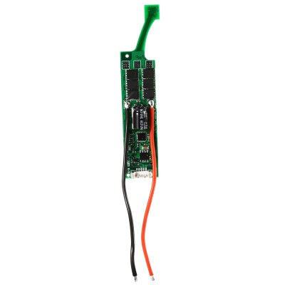 Original HUBSAN H109S B ESCRC Quadcopter Parts<br>Original HUBSAN H109S B ESC<br><br>Brand: Hubsan<br>Compatible with: H109S Quadcopter<br>Package Contents: 1 x B ESC, 1 x Connecting Cable<br>Package size (L x W x H): 15.50 x 9.50 x 2.30 cm / 6.1 x 3.74 x 0.91 inches<br>Package weight: 0.047 kg<br>Product size (L x W x H): 14.00 x 8.00 x 1.50 cm / 5.51 x 3.15 x 0.59 inches<br>Product weight: 0.035 kg<br>Type: ESC