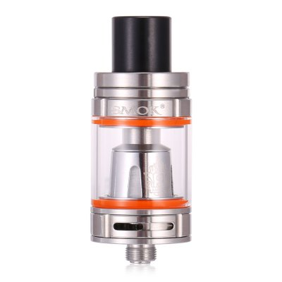 Original SMOK TFV8 BABY BEAST Tank AtomizerClearomizers<br>Original SMOK TFV8 BABY BEAST Tank Atomizer<br><br>Available Color: Black,Silver<br>Brand: SMOK<br>Coil Quantity: Dual coil,Octuple coil<br>Material: Glass, Stainless Steel<br>Model: TFV8 BABY BEAST<br>Overall Diameter: 22mm<br>Package Contents: 1 x SMOK TFV8 BABY BEAST Tank ( Pre-installed 0.4 ohm V8 Baby - Q2 Core ), 1 x Replacement 0.15 ohm V8 Baby - T8 Core, 1 x English User Manual, 1 x Replacement Glass Tank, 2 x Vape Band ( Black and Or<br>Package size (L x W x H): 11.80 x 6.20 x 4.20 cm / 4.65 x 2.44 x 1.65 inches<br>Package weight: 0.1730 kg<br>Product size (L x W x H): 2.20 x 2.20 x 5.30 cm / 0.87 x 0.87 x 2.09 inches<br>Product weight: 0.0470 kg<br>Resistance : 0.4 ohm / 0.15 ohm<br>Tank Capacity: 3.0ml<br>Thread: 510<br>Type: Clearomizer, Tank Atomizer