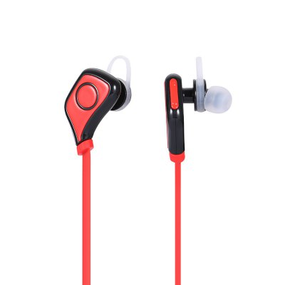 S5 Bluetooth 4.1 + EDR Sport Earbuds with Microphone