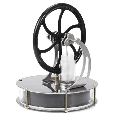 Focalprice Thermal-powered Stirling Engine Model
