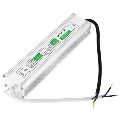 12V 60W IP67 LED Driver Power SourcePower Supply<br>12V 60W IP67 LED Driver Power Source<br><br>AC Input: 110 - 260V / 50 - 60Hz<br>Model: 12V 60W IP67<br>Output: DC 12V 5A<br>Package size: 22.00 x 9.00 x 4.80 cm / 8.66 x 3.54 x 1.89 inches<br>Package weight: 0.536 kg<br>Packing List: 1 x 12V 60W IP67 LED Driver Power Source<br>Power: 60W<br>Product weight: 0.484 kg