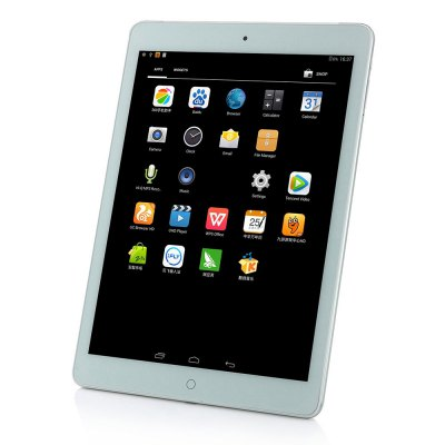 IAIWAI M98 3G PhabletTablet PCs<br>IAIWAI M98 3G Phablet<br><br>Brand: Iaiwai<br>Type: Phablet<br>OS: Android 4.4<br>CPU Brand: MTK<br>CPU: MTK8382<br>Core: 1.3GHz,Quad Core<br>RAM: 2GB<br>ROM: 16GB<br>External Memory: TF card up to 32GB (not included)<br>Support Network: 2G,Built-in 3G,WiFi<br>WIFI: 802.11b/g/n wireless internet<br>Network type: GSM+WCDMA<br>Frequency: GSM 850/900/1800/1900MHz WCDMA 2100MHz<br>GPS: Yes<br>Bluetooth: Yes<br>Screen type: Capacitive (10-Point),IPS<br>Screen size: 9.7 inch<br>Screen resolution: 1024 x 768 (XGA)<br>Camera type: Dual cameras (one front one back)<br>Back camera: 2.0MP<br>Front camera: 0.3MP<br>SIM Card Slot: Single SIM,Single Standby,Standard SIM card slot<br>TF card slot: Yes<br>Micro USB Slot: Yes<br>3.5mm Headphone Jack: Yes<br>Battery Capacity(mAh): 3.7V / 6000mAh<br>AC adapter: 110-240V 5V 2A<br>G-sensor: Supported<br>Skype: Supported<br>Youtube: Supported<br>Speaker: Built-in Mono Speaker<br>MIC: Supported<br>Google Play Store: Yes<br>Picture format: BMP,GIF,JPEG,JPG,PNG<br>Music format: ACC,APE,MP3,OGG,WMA<br>Video format: 3GP,AVI,MKV,MP4,WMV<br>E-book format: PDF,TXT<br>Pre-installed Language: Android OS supports multi-language.<br>Additional Features: 3G,Bluetooth,Browser,FM,GPS,Gravity Sensing System,MP3,MP4,OTG,People,Phone,Wi-Fi<br>Product size: 24.00 x 17.00 x 0.80 cm / 9.45 x 6.69 x 0.31 inches<br>Package size: 28.80 x 20.80 x 6.30 cm / 11.34 x 8.19 x 2.48 inches<br>Product weight: 0.562 kg<br>Package weight: 1.005 kg<br>Tablet PC: 1<br>OTG Cable: 1<br>Power Adapter: 1<br>USB Cable: 1<br>English Manual : 1