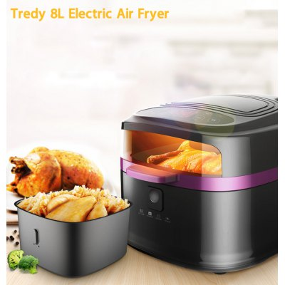 Tredy HD8 8L Electric Air Fryer for Frying Roasting Baking