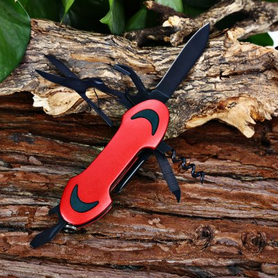 Outdoor 10 in 1 Stainless Steel Multifunctional ToolOther Tools<br>Outdoor 10 in 1 Stainless Steel Multifunctional Tool<br><br>Material: Stainless Steel<br>Package Contents: 1 x Folding Knife<br>Package size (L x W x H): 10.50 x 4.00 x 3.00 cm / 4.13 x 1.57 x 1.18 inches<br>Package weight: 0.145 kg<br>Product size (L x W x H): 9.00 x 2.80 x 1.20 cm / 3.54 x 1.1 x 0.47 inches<br>Product weight: 0.105 kg<br>Special Functions : Folding Knife