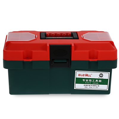 ELECALL 1014 14 inch Intensive Household Toolbox