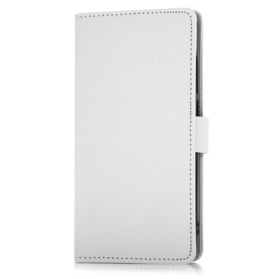 Lichee Pattern PU Leather Full Body Protective Case for Xiaomi Redmi Note 4
