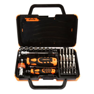JAKEMY JM - 6121 31 in 1 Professional Screwdriver Tools Set