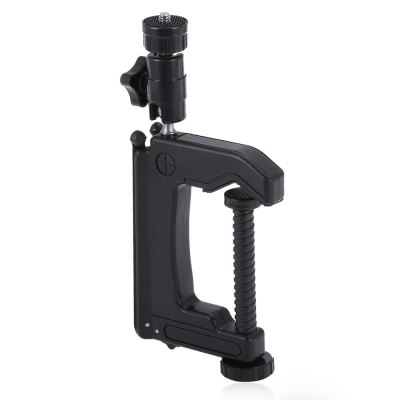 Multi-functional 360 Degree Rotation Stand TripodAction Cameras &amp; Sport DV Accessories<br>Multi-functional 360 Degree Rotation Stand Tripod<br><br>Accessory type: Mount Holder<br>Package Contents: 1 x Holder, 1 x Tripod Adapter<br>Package size (L x W x H): 14.50 x 8.90 x 4.00 cm / 5.71 x 3.5 x 1.57 inches<br>Package weight: 0.181 kg<br>Product size (L x W x H): 17.50 x 7.90 x 3.00 cm / 6.89 x 3.11 x 1.18 inches<br>Product weight: 0.125 kg
