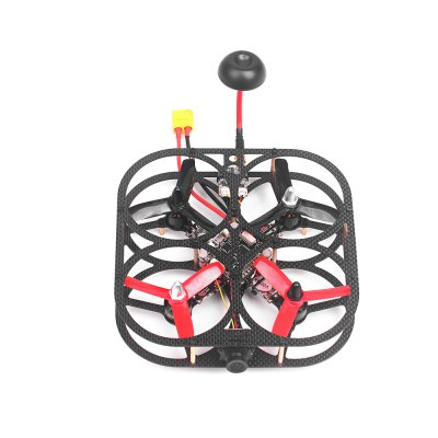 GB110 110mm Mini FPV Racing Drone - ARFBrush FPV Racer<br>GB110 110mm Mini FPV Racing Drone - ARF<br><br>Type: Frame Kit<br>Wheelbase: 110mm<br>KV: 4000<br>No. of Cells: 2 - 3S<br>Channel: 8-Channels<br>Remote Control: 2.4GHz Wireless Radio Control<br>Detailed Control Distance: 1000m<br>Video Resolution: 600TVL<br>Product weight: 0.200 kg<br>Package weight: 0.450 kg<br>Product size (L x W x H): 16.20 x 16.20 x 4.50 cm / 6.38 x 6.38 x 1.77 inches<br>Package size (L x W x H): 27.00 x 23.00 x 12.00 cm / 10.63 x 9.06 x 4.72 inches<br>Package Contents: 1 x Drone, 1 x RadioLink T8FB Transmitter Set
