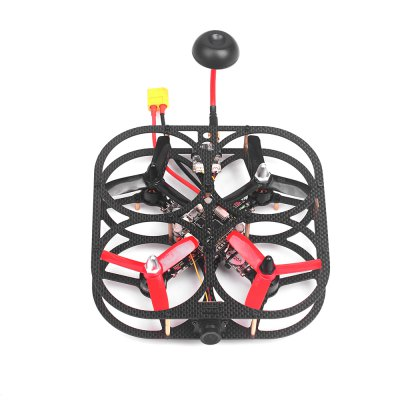GB110 110mm Mini FPV Racing Drone - PNPBrush FPV Racer<br>GB110 110mm Mini FPV Racing Drone - PNP<br><br>Type: Frame Kit<br>KV: 4000<br>No. of Cells: 2 - 3S<br>Video Resolution: 600TVL<br>Product weight: 0.200 kg<br>Package weight: 0.350 kg<br>Product size (L x W x H): 16.20 x 16.20 x 4.50 cm / 6.38 x 6.38 x 1.77 inches<br>Package size (L x W x H): 27.00 x 23.00 x 12.00 cm / 10.63 x 9.06 x 4.72 inches<br>Package Contents: 1 x Drone