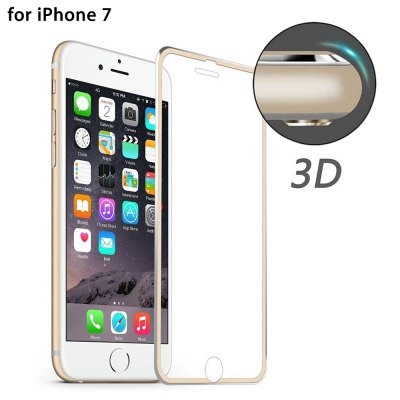 Hat   Prince Tempered Glass Protective Film for iPhone 7