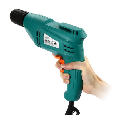 POWERACTION ID2159 400W Adjustable Speed Electric DrillPower Drill<br>POWERACTION ID2159 400W Adjustable Speed Electric Drill<br><br>Brand: POWERACTION<br>Model: ID2159<br>Package Contents: 1 x POWERACTION ID2159 Electric Drill, 1 x Chinese User Manual<br>Package size (L x W x H): 25.00 x 25.00 x 8.50 cm / 9.84 x 9.84 x 3.35 inches<br>Package weight: 1.630 kg<br>Product size (L x W x H): 23.00 x 19.00 x 6.00 cm / 9.06 x 7.48 x 2.36 inches<br>Product weight: 1.445 kg<br>Special Functions : Electric Drill