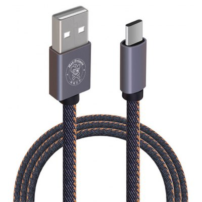 Hat - Prince Type-C to USB 2.0 Data Sync and Charging Cable
