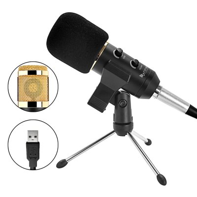 FIFINE K058 USB Stereo Microphone
