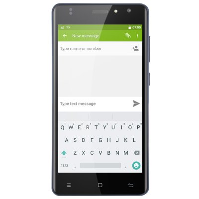 Timmy M23 4G SmartphoneCell phones<br>Timmy M23 4G Smartphone<br><br>Brand: Timmy<br>Type: 4G Smartphone<br>OS: Android 6.0<br>Service Provide: Unlocked<br>Language: Multi language<br>SIM Card Slot: Dual SIM,Dual Standby<br>SIM Card Type: Micro SIM Card,Nano SIM Card<br>CPU: MTK6737<br>Cores: 1.3GHz,Quad Core<br>GPU: Mali-T720<br>RAM: 1GB RAM<br>ROM: 8GB<br>External Memory: TF card up to 64GB (not included)<br>Wireless Connectivity: 3G,4G,Bluetooth 4.0,GPS,GSM,WiFi<br>WIFI: 802.11b/g/n wireless internet<br>Network type: FDD-LTE+WCDMA+GSM<br>2G: GSM 850/900/1800/1900MHz<br>3G: WCDMA 850/1900/2100MHz<br>4G: FDD-LTE 700/1700/1900/2600MHz<br>Screen type: Capacitive<br>Screen size: 5.0 inch<br>Screen resolution: 1280 x 720 (HD 720)<br>Camera type: Dual cameras (one front one back)<br>Back camera: 8.0MP<br>Front camera: 2.0MP<br>Video recording: Yes<br>Flashlight: Yes<br>Picture format: BMP,GIF,JPEG,PNG<br>Music format: AAC,MP4<br>Video format: 3GP,MP4<br>I/O Interface: 1 x Micro SIM Card Slot,1 x Nano SIM Card Slot,3.5mm Audio Out Port,Micro USB Slot,TF/Micro SD Card Slot<br>Bluetooth Version: V4.0<br>Sensor: Accelerometer,Gravity Sensor<br>Additional Features: 3G,4G,Alarm,Bluetooth,Browser,Calculator,Calendar,GPS,Gravity Sensing,MP3,MP4,People,Wi-Fi<br>Battery Capacity (mAh): 1 x 2800mAh<br>Cell Phone: 1<br>Power Adapter: 1<br>USB Cable: 1<br>Back Case : 1<br>Screen Protector: 1<br>English Manual : 1<br>Product size: 14.40 x 7.30 x 0.90 cm / 5.67 x 2.87 x 0.35 inches<br>Package size: 20.50 x 12.00 x 5.50 cm / 8.07 x 4.72 x 2.17 inches<br>Product weight: 0.115 kg<br>Package weight: 0.437 kg