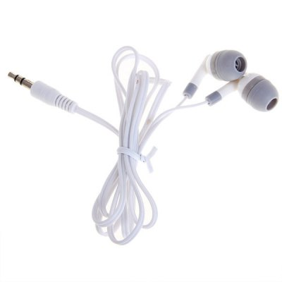 Stylish Stereo Music Earphone Portable Headphone for MP3 MP4 iPod PC
