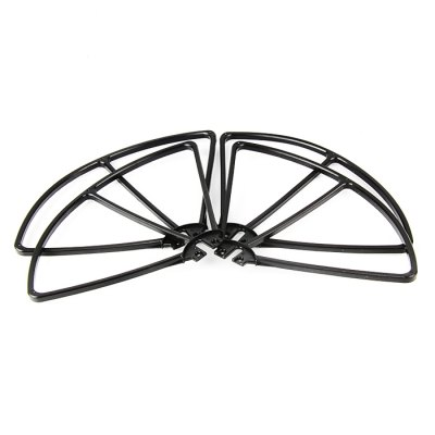 Original JXD 506W 506G Protection RingRC Quadcopter Parts<br>Original JXD 506W 506G Protection Ring<br><br>Brand: JXD<br>Compatible with: JXD 506W / 506G Quadcopter<br>Package Contents: 4 x Protection Ring<br>Package size (L x W x H): 15.00 x 21.00 x 2.00 cm / 5.91 x 8.27 x 0.79 inches<br>Package weight: 0.026 kg<br>Product size (L x W x H): 13.00 x 20.00 x 0.50 cm / 5.12 x 7.87 x 0.2 inches<br>Product weight: 0.007 kg<br>Type: Protection Ring