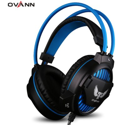 OVANN X70 - C Professional Gaming Headsets for PC Games